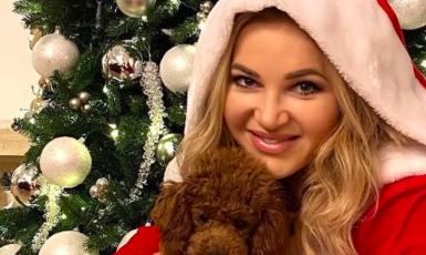 Monika Babišová (instagram)