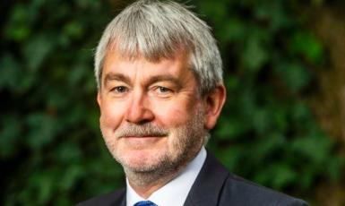 Norský velvyslanec Robert Kvile (Norské velvyslanectví v Praze)