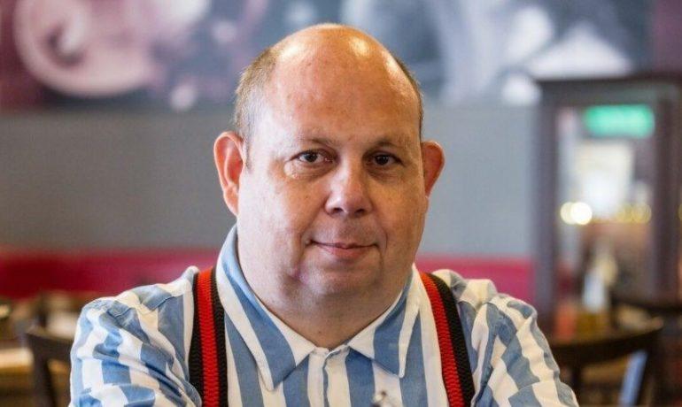 Šéfredaktor Zdravotnických novin Tomáš Cikrt  (FB Tomáše Cikrta)