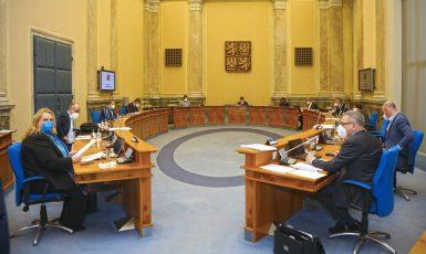 Jednání vlády Andreje Babiše (FB)