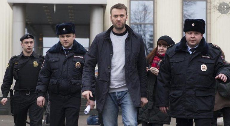 Alexej Navalnyj (ČTK)