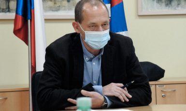 Hejtman Karlovarského kraje Petr Kulhánek (ČTK)