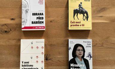 Knihy Free Czech Media a deníku FORUM 24 (FORUM 24)