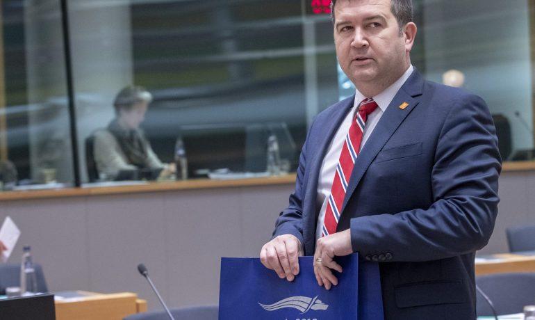 Jan Hamáček (Evropská unie)