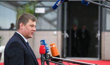 Tomáš Petříček (Evropská unie)