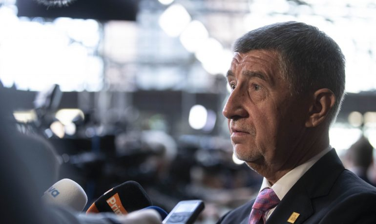 Andrej Babiš (Evropská unie)