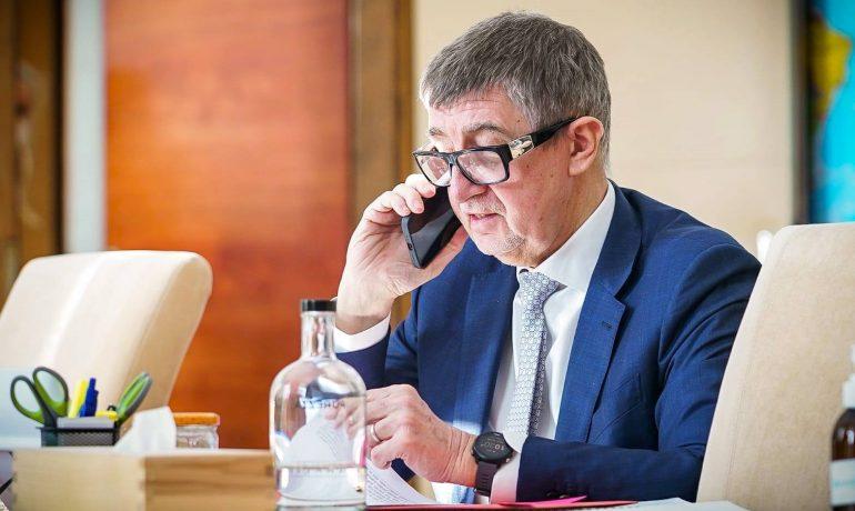 Premiér Andrej Babiš (ANO) (FB Andrej Babiš)