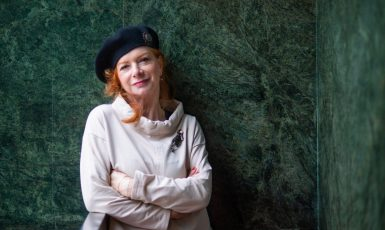 Bára Štěpánová (Nicola Zörkler, FORUM 24)