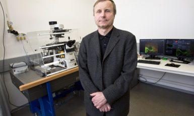 Profesor Václav Hořejší. (ČTK)