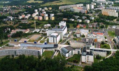 Masarykova nemocnice v Ústí nad Labem (kzcr.eu)