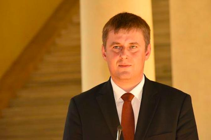 Bývalý ministr zahraničí Tomáš Petříček (ČSSD) (Ministerstvo zahraničních věcí ČR / MFA)