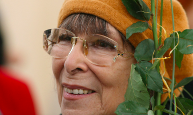 Hana Hegerová (Jovan Dezort)