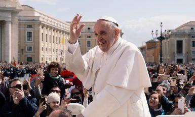 Papež František. (Unsplash/Ashwin Vaswani)