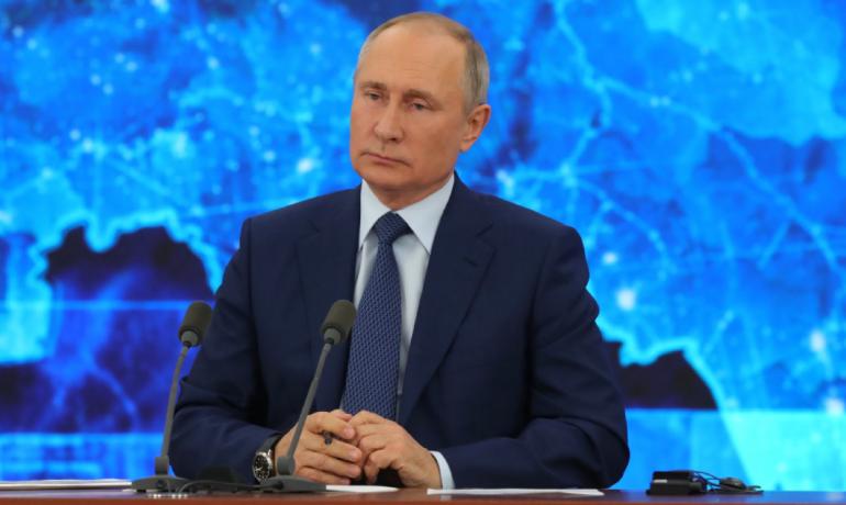 Ruský prezident Vladimir Putin (Adobe Stock)