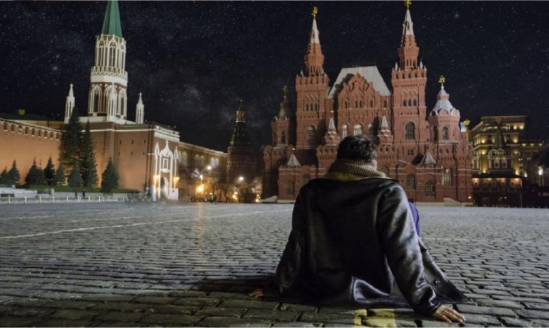 Rudé náměstí v Moskvě  (Pixabay/CardFe)