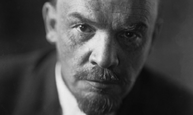 V. I. Lenin. (commons.wikimedia.org/Pavel Semjonovič Žukov)