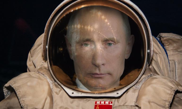 Vladimir Putin. (Pixabay/stux)