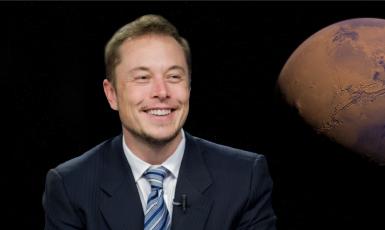 Elon Musk (Pixabay/Tumisu)