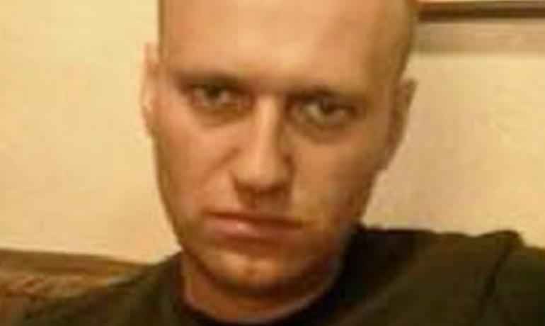 Alexej Navalnyj po svém uvěznění. (Alexej Navalnyj/instagram.com/navalny/)