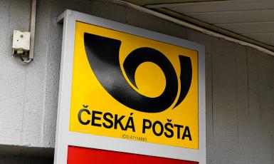 Česká pošta, ilustrační foto (Rostislav Kaplan)