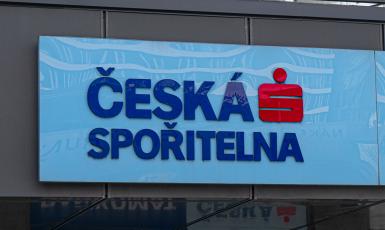 Česká spořitelna, ilustrační foto (Rostislav Kaplan / Se souhlasem autora)