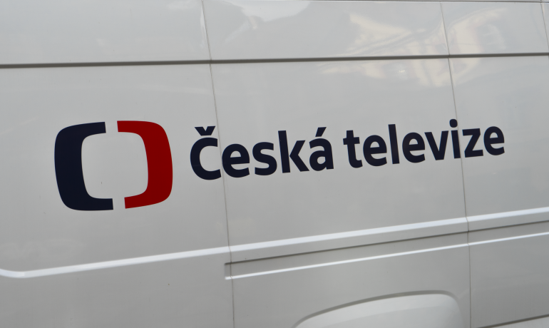 Česká televize, ilustrační foto (Rostislav Kaplan)