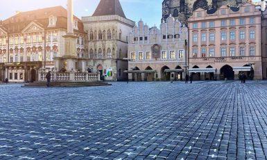Twitter/Hlavní město Praha