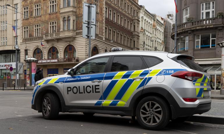 Policie ČR, ilustrační foto (Rostislav Kaplan)