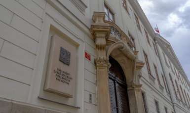 Poslanecká sněmovna, ilustrační foto (Rostislav Kaplan / Se svolením autora)