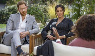 Harry a Meghan v rozhovoru s Oprah Winfreyovou (billboard.com)