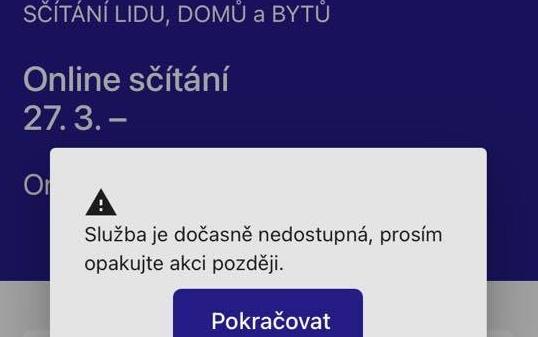 Nefunkční sčítání (Scitani.cz)