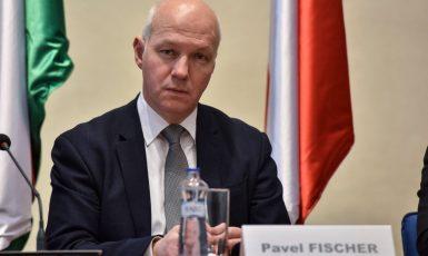 Senátor Pavel Fischer (Profimedia)