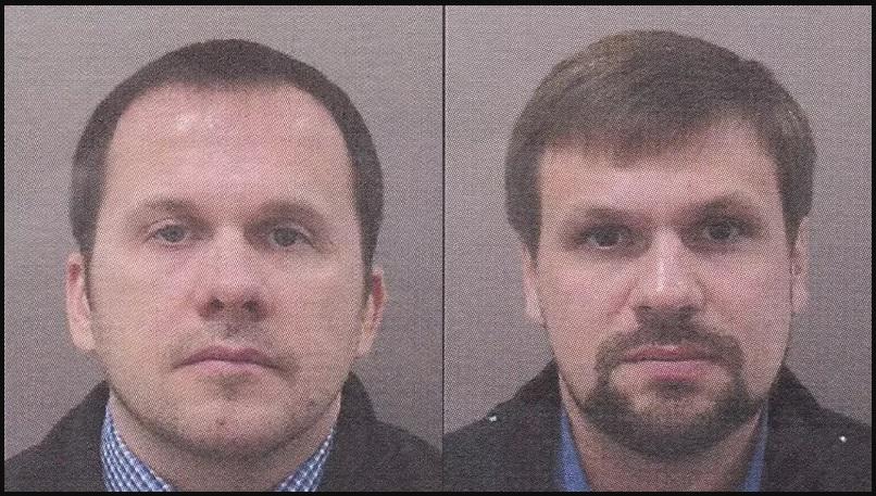 Policie hledá kvůli útoku dva ruské agenty, kteří měli otrávit Skripala novičokem