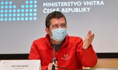 Předseda ČSSD, ministr vnitra Jan Hamáček  (ČTK)