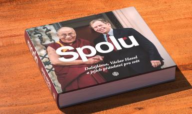 Kniha Spolu: Dalajláma, Václav Havel a jejich přátelství pro svět (NetWIN production)