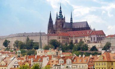 Pražský hrad a Hradčany (Pixabay)