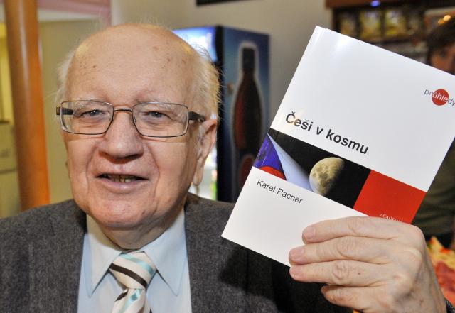 Novinář a spisovatel Karel Pacner (ČTK/Doležal Michal)