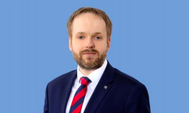 Ministr zahraničních věcí Jakub Kulhánek (Ministerstvo vnitra)