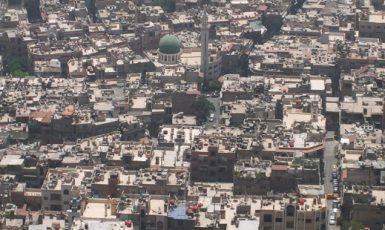 Damašek - hlavní město Sýrie, křižovatka náboženství a kultur (Věra Tydlitátová)