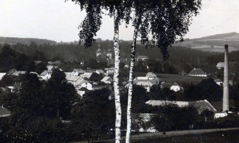 Městečko Želiv na Vysočině (Miloš Doležal / využito se svolením autora)