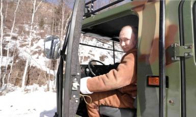 Vladimir Putin. (Kremlin.ru)