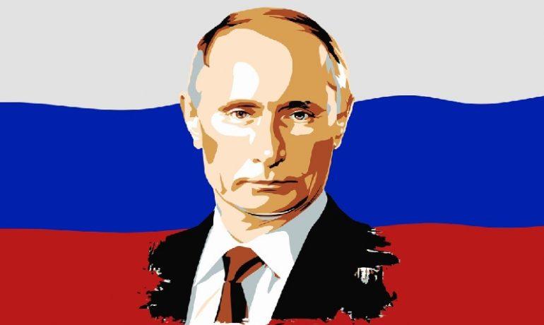 Vladimir Putin. (Pixabay/Victoria_Borodinova)