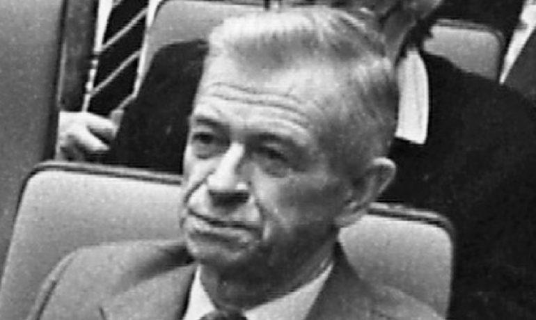 Kaljo Kiisk v roce 1989. (public domain/commons.wikimedia.org)