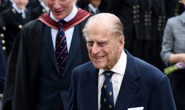 Princ Philip, vévoda z Edinburghu (Profimedia)