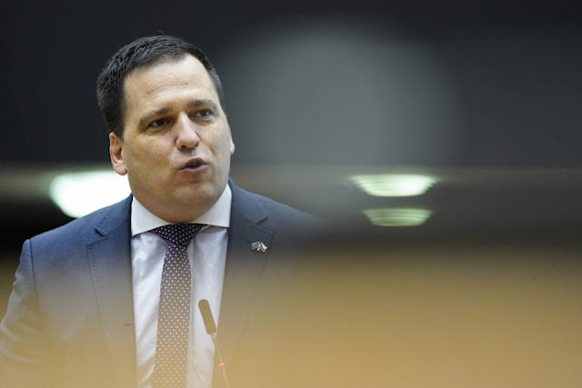 Europoslanec Tomáš Zdechovský (KDU-ČSL)  (Evropská unie)