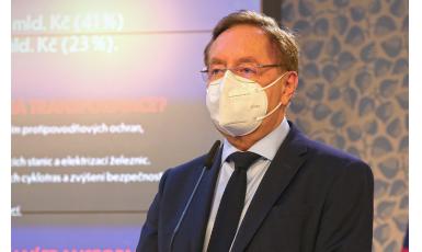 Bývalý ministr zdravotnictví Petr Arenberger (za ANO). (Úřad vlády)