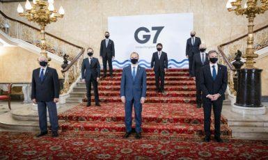 Členové skupiny nejvyspělejších zemí světa G7 (imago-images.de)
