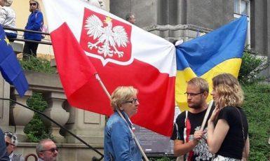 Poláci a Ukrajinci mají společné dějiny a hledají k sobě cestu (wikimedia commons)