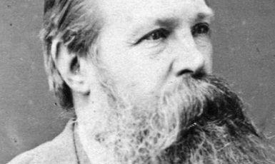 Friedrich Engels. (https://commons.wikimedia.org/wiki/File:Friedrich_Engels_portrait_(cropped).jpg)