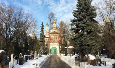 Ruský hřbitov. Ilustrační foto. (Pixabay/elianemey)